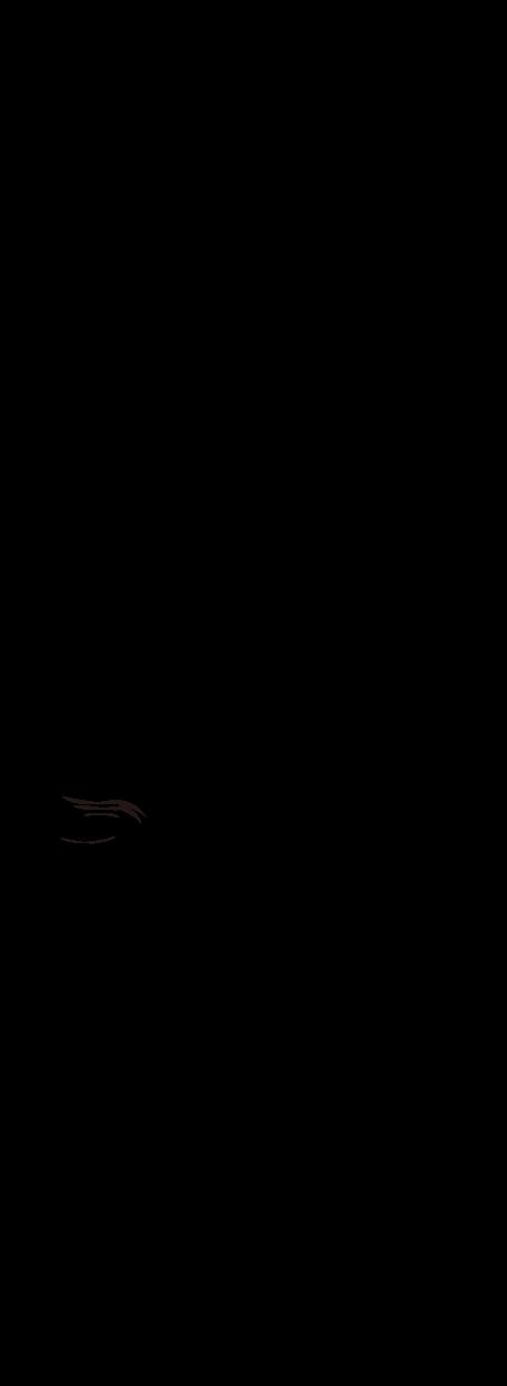 Free ukiyo-e illustration of rear view of woman