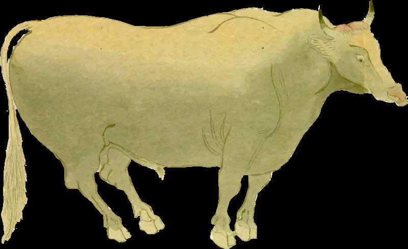 Free ukiyo-e item of Awaji beef