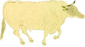 Free ukiyo-e item of Tajima beef